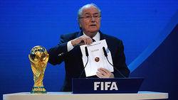 ФИФА не хочет переносить чемпионат мира по футболу из России