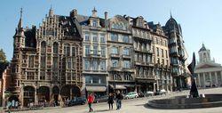 Эксперты «Belgahaus назвали самые привлекательные объекты жилья Бельгии