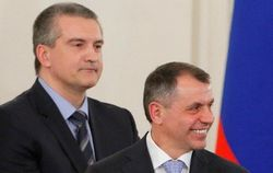 Зарплаты топ-чиновников Крыма сравнимы с доходами золотодобытчиков Магадана