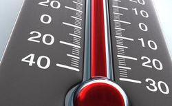 Определена идеальная температура для развития экономики