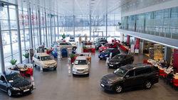 На российском авторынке наблюдается снижение продаж