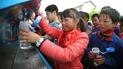 Китай готов покупать воду из Байкала
