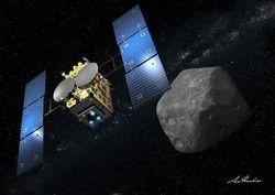 """Специалисты JAXA успешно испытали """"пушку"""" против астероидов"""