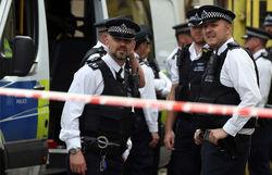 Полиция оцепила станцию метро в Лондоне