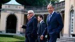 МИД Германии: «переговоры четырех» по Украине дали «определенный прогресс»