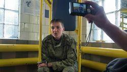 Надежду Савченко отправили на экспертизу, не дожидаясь решения суда