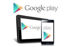 Сайт Google Play дождался мобильной версии