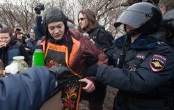 «Марш мира» - протест москвичей против войны в Крыму состоится сегодня