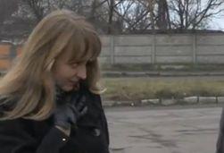 В Житомире напали на корреспондентку 5 канала - последствия