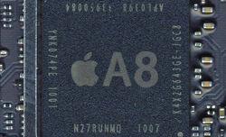Производство процессоров Apple A8 будет поручено TSMC
