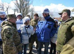 Миссия ОБСЕ предлагает демилитаризировать территорию Широкино