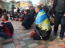 Шахтеры в Киеве – народный протест или проплаченная акция?