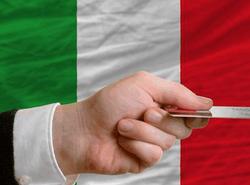 Финансовая система Италии может привести к краху еврозоны