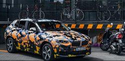 Представлен инновационный BMW X2