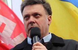 Тягнибок назвал СА с ЕС залогом предотвращения повторения оккупации