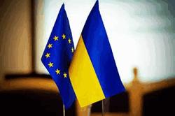 Украина идет в Европу, но как-то медленно
