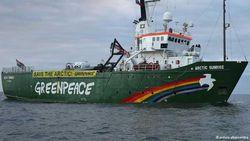 Россия: разбирательство по поводу задержания активистов Greenpeace - давление на правосудие