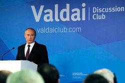 «Валдай» подтвердил слова Меркель о том, что Путин живет в другом мире – WSJ