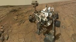 Марсоход Сuriosity возобновил научную работу на Марсе