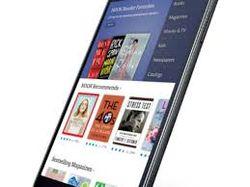 Samsung выпустила планшет GALAXY Tab 4 NOOK для любителей чтения