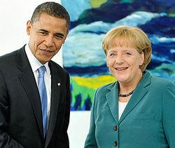 Предоставлять ли Украине оружие Обама решит после встречи с Меркель