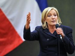Теракты в Париже подняли шансы партии Ле Пен на региональных выборах