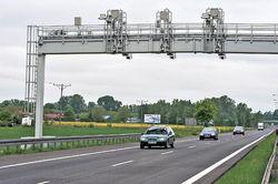 1 августа еще более 250 километров автотрасс Беларуси стали платными