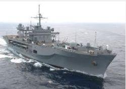 Пентагон подтверждает заход в Черное море своих боевых кораблей