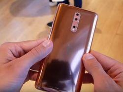 В Сети показали фото смартфона Nokia 8