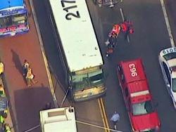 В США подросток открыл стрельбу по пассажирам автобуса
