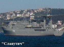 Россия отправила в Одессу 4 корабля и подлодку ВМС Украины из Крыма