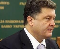 Порошенко дал поручение силовикам создать гуманитарные коридоры в Донбассе
