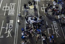 Студенты Гонконга готовы к переговорам с властями