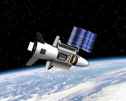 Секретный космический самолет США X-37B пробыл на орбите Земли уже 400 дней