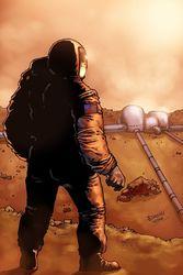 Mars One: Ученые спорят с фантастами какой будет колония на Марсе в 2050 году