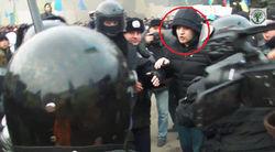 В Харькове милиционер отдал нож провокатору и дал сбежать - СМИ