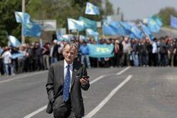 Крымские татары требуют автономии в составе Украины