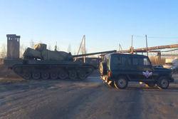 Новейший российский танк «Армата» дважды ломался на репетиции Парада Победы