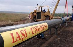 Молдова начала строительство второй нитки газопровода в ЕС
