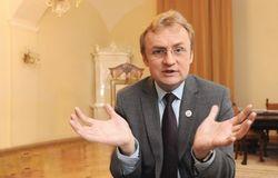 Андрей Садовый сравнил Яценюка и Саакашвили