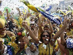 Свист болельщиков стал визиткой Игр в Рио