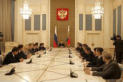 31 самый популярный в Интернете министр России