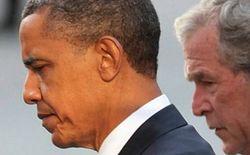 Обаму назвали клоном Буша – причины