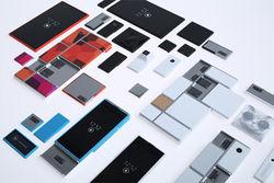 Google: работа над модульным смартфоном продолжается