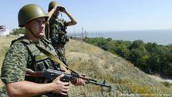 Эксперты сомневаются в эффективности стены на границе Украины с Россией