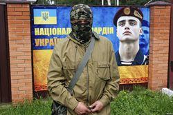Семенченко рассказал об отваге и смелости украинских военных