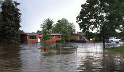 Число пропавших без вести при наводнении в Колорадо достигло 580 человек