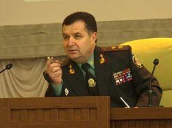 Турчинов предложил на пост командующего Нацгвардией Степана Полторака