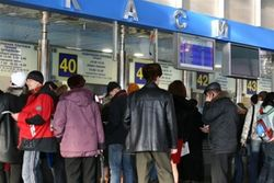 Билетов на новогодние поезда в Украине практически не осталось