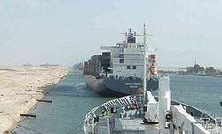 Террористы хотели взорвать корабль в Суэцком канале